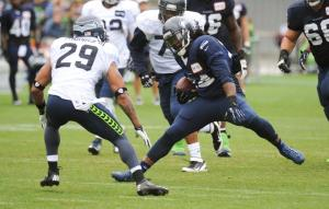 Lynch cut in training camp 13